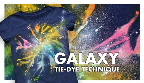 How to Galaxy Technique