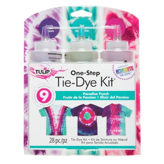 Paradise Punch 3-Color Tie-Dye Kit