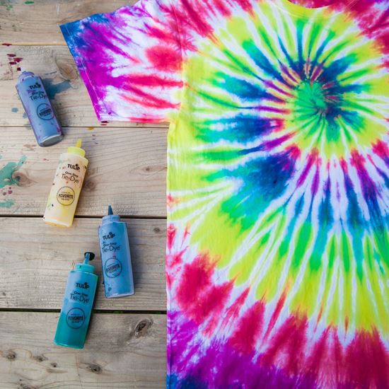 Ultimate 5-Color Tie-Dye Kit project