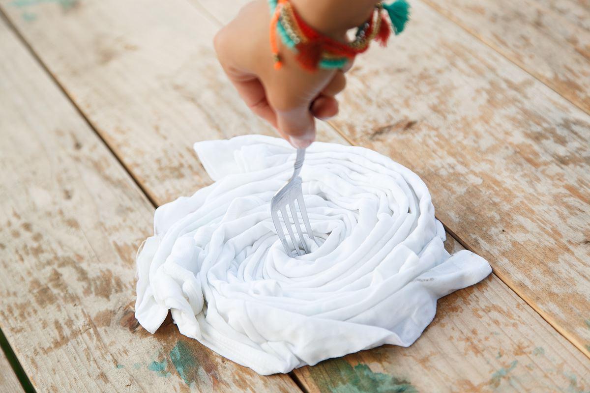 How to Tie Dye prewash