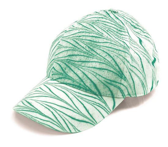 Green Marbling Hat