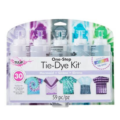 Mermaid Tie-Dye Kit