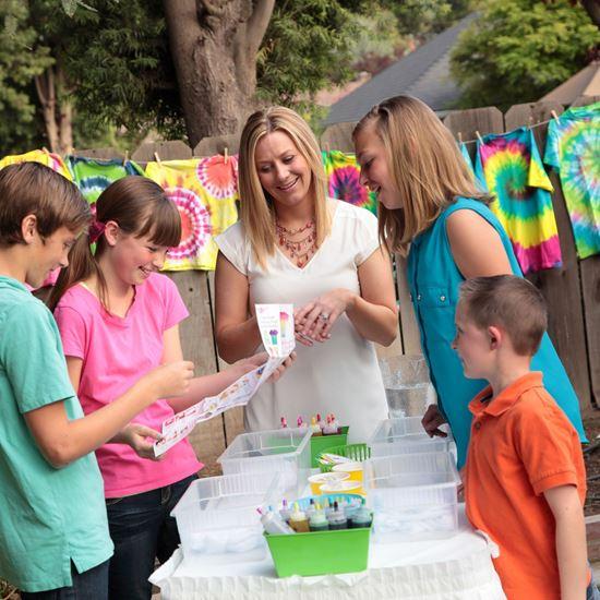 Tie-Dye Party Kit Party