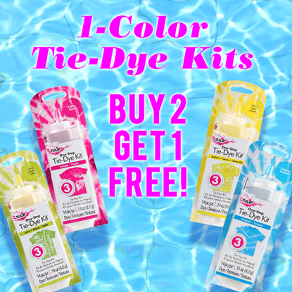 Picture of 1-Color Kits Buy 2, Get 1 Free