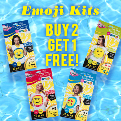 Picture of Emoji Kits Buy 2, Get 1 Free