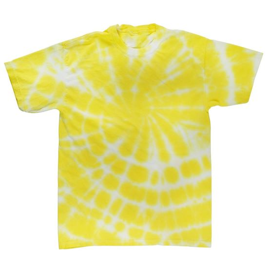 1954f16ab Tie Dye Your Summer | Yellow 1-Color Tie-Dye Kit