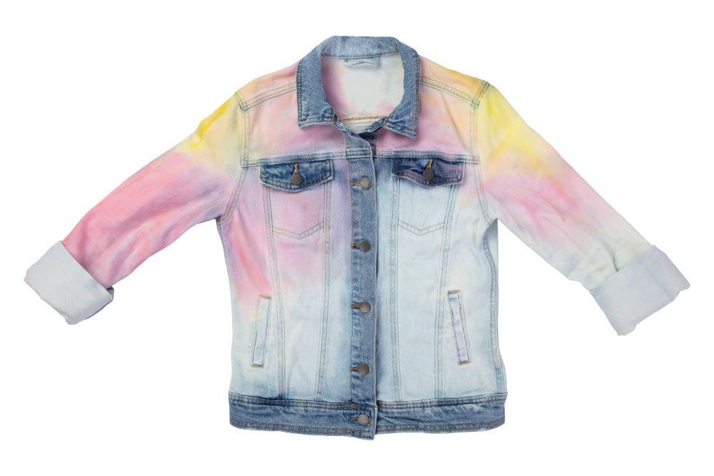 Taylor Swift Inspired Tie Dye Jacket