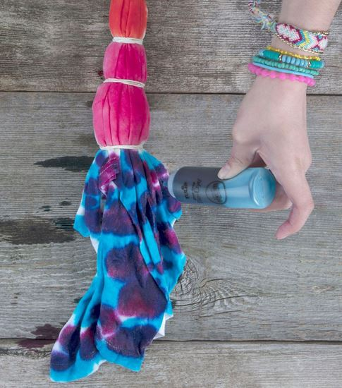 woodstock tie dye technique