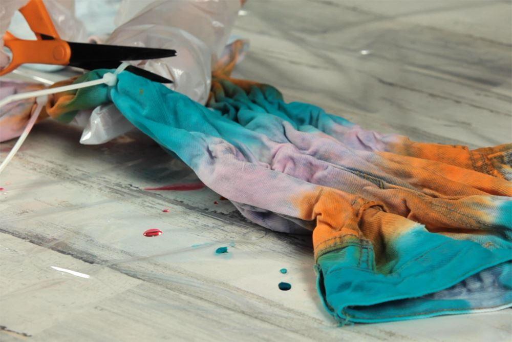 Tulip DIY Pastel Tie-Dye Jeans
