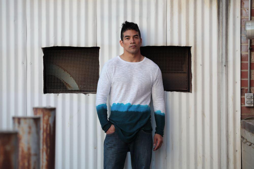 Indigo Tie-Dye Fashion for Men