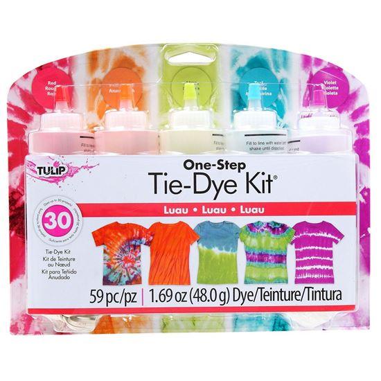 Luau 5-Color Tie-Dye Kit