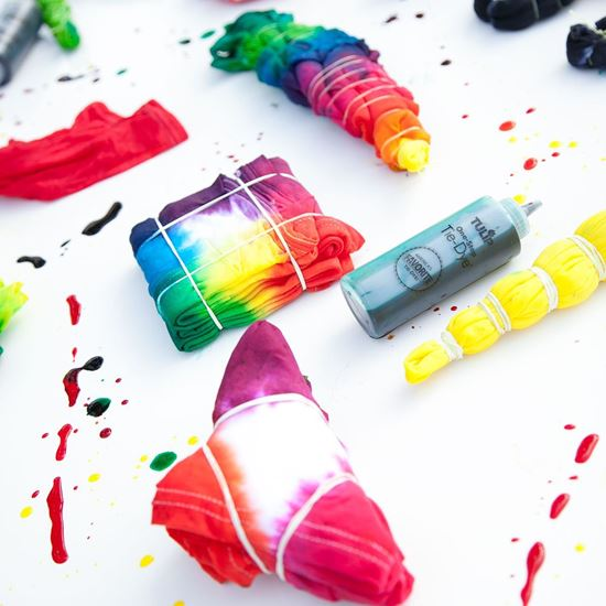 Tulip Tie Dye Projects