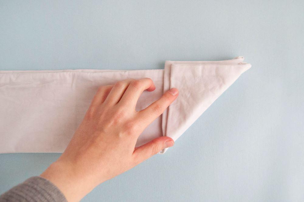 Tulip Winter Shibori Tie-Dye Pillows