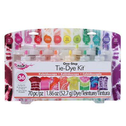 Kaleidoscope 12-Color Tie-Dye Kit