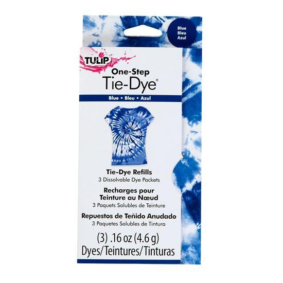Tie Dye Refill Blue