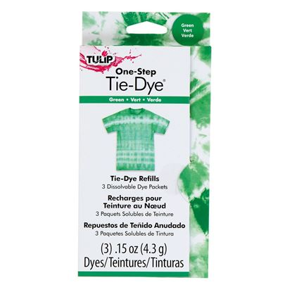 Tie Dye Refill Green