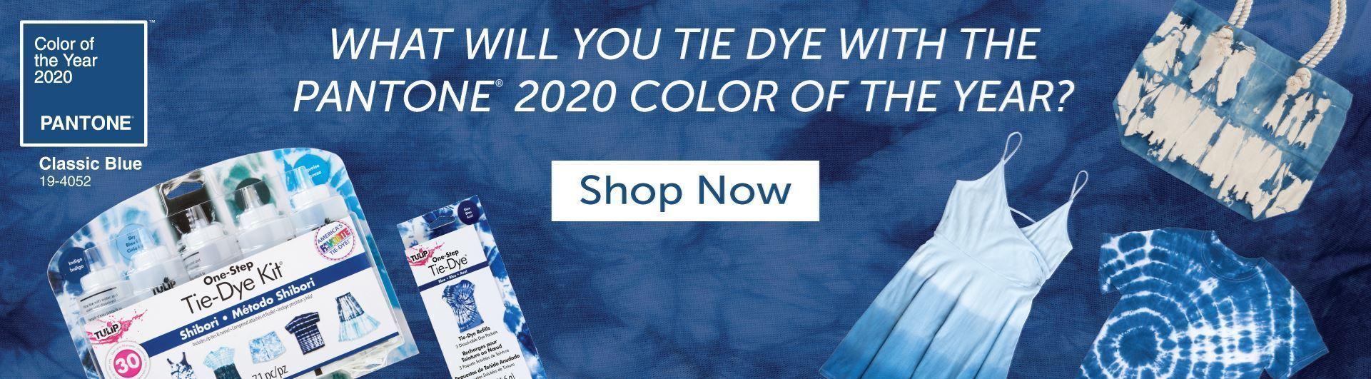 Image Pantone Color of the Year Tie Dye