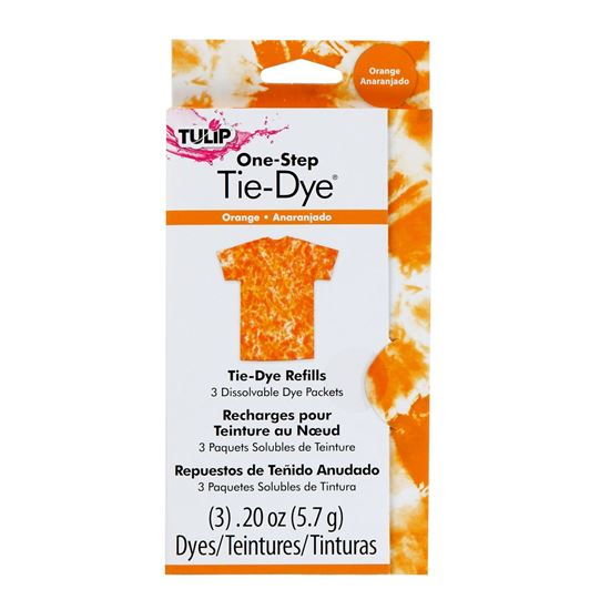 Tie Dye Refill Orange