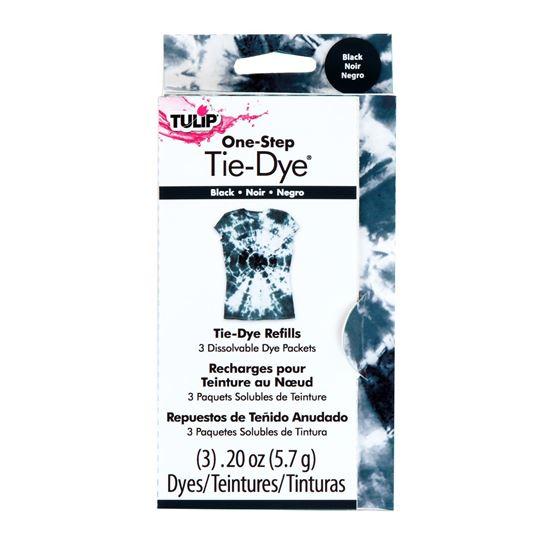 Tie Dye Refill Black