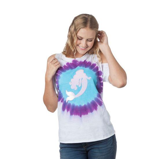 Magical Mermaid Tie-Dye Kit Mermaid Shirt