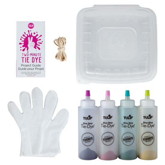 Picture of Tulip® Two-Minute Tie-Dye Kit Berry Blast