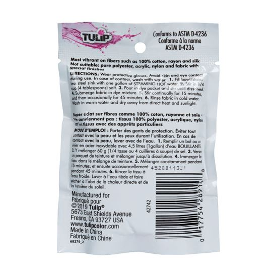 Picture of Tulip® Fabric Dye 2-N-1 Formula Aqua