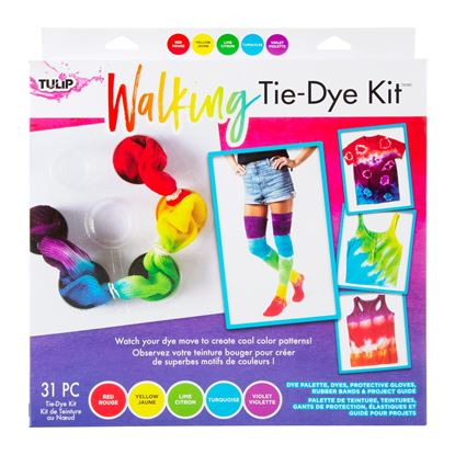 Picture of Walking Tie-Dye Kit