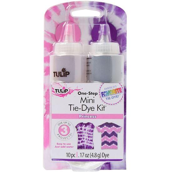 Picture of Tulip One-Step Mini Tie-Dye Kit Princess