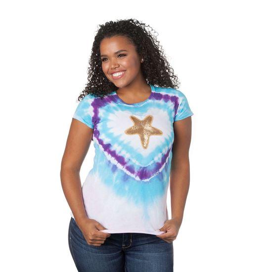 Magical Mermaid Tie-Dye Kit Star Shirt