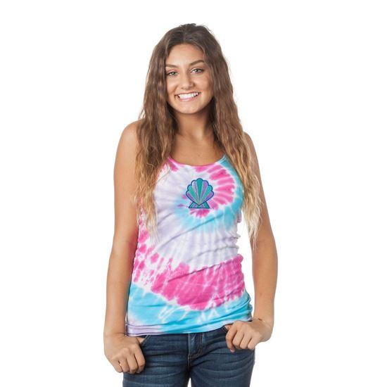 Magical Mermaid Tie-Dye Kit Seashell Shirt