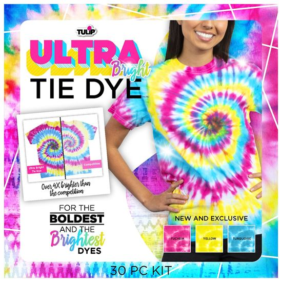 Picture of Ultra Bright Tie Dye 30-Pc. Kit