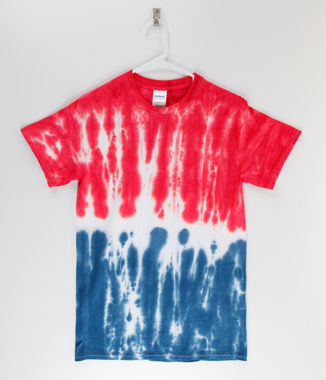 Men's Firecracker Tie-Dye T-shirt