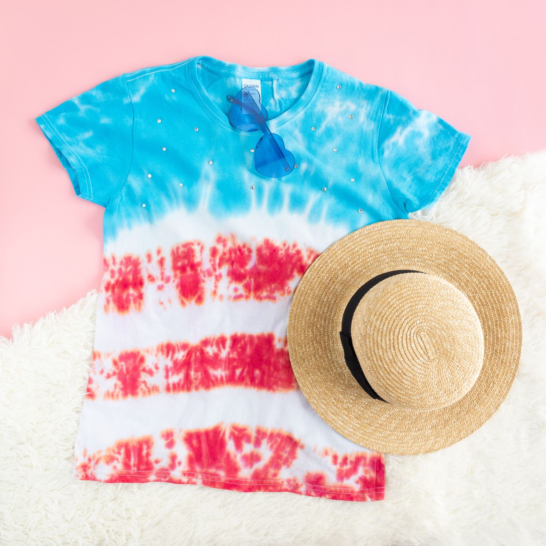 Red, White & Blue Stripes T-shirt