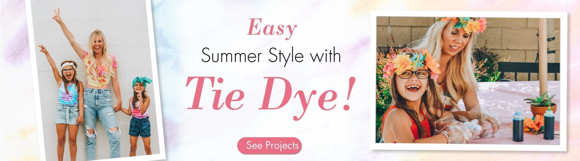 Image Fun Summer Tie-Dye Fashion