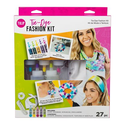 Picture of Tie-Dye Fashion Kit