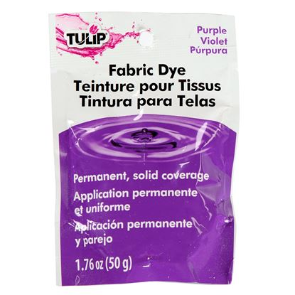 Picture of Tulip® Permanent Fabric Dye Purple