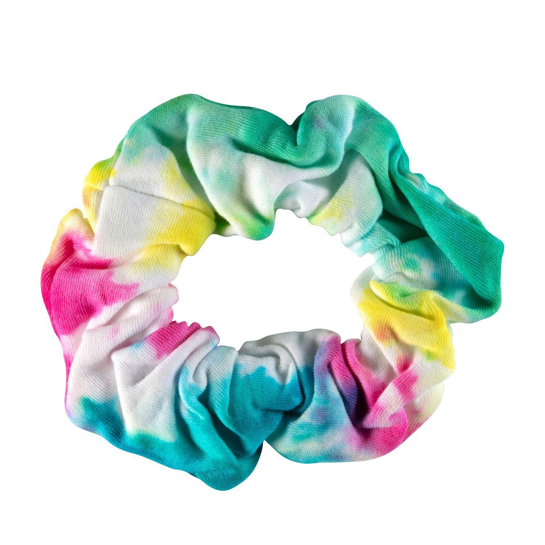 Tie-Dye Scrunchie