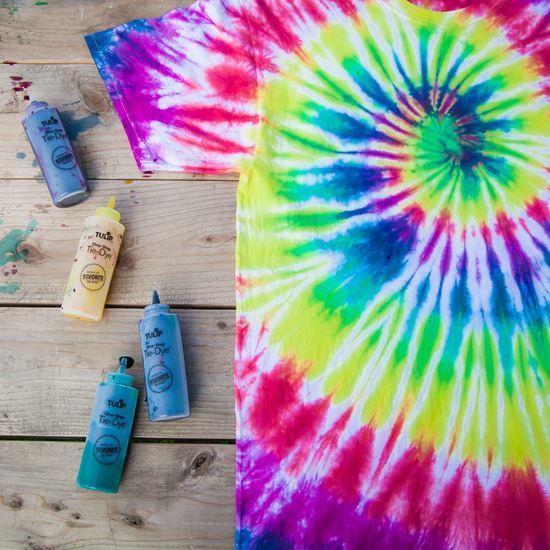 Ultimate 5-Color Tie-Dye Kit project