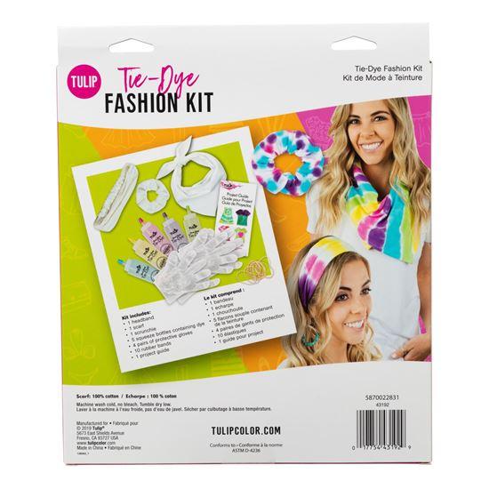 Picture of Tie-Dye Fashion Kit