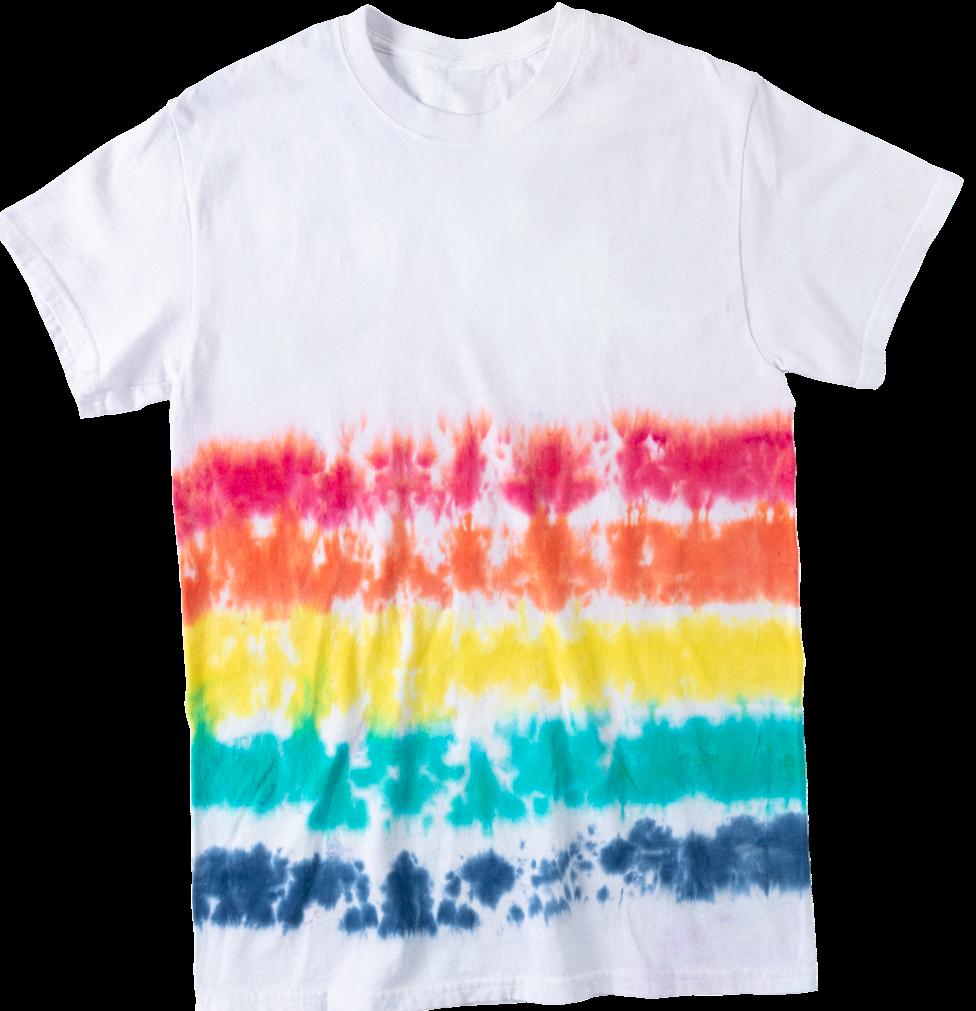 Picture of Rainbow Tie-Dye
