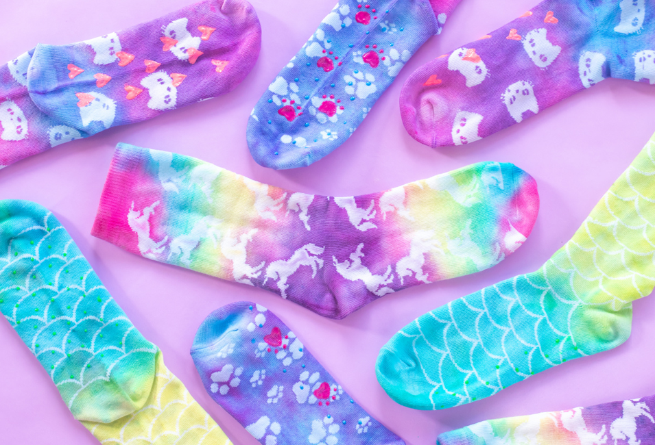 Picture of Tie-Dye Socks