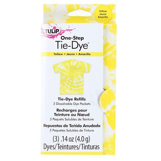 Tulip Tie Dye Refill Yellow