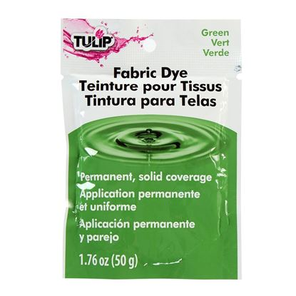 Picture of Permanent Fabric Dye Green