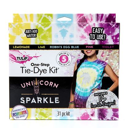 Unicorn Sparkle Tie Dye Kit