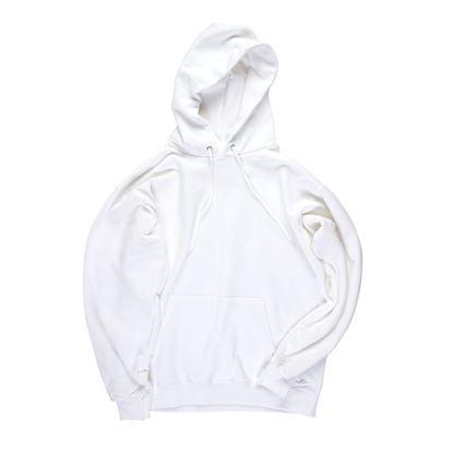 Adult White Hoodie Medium