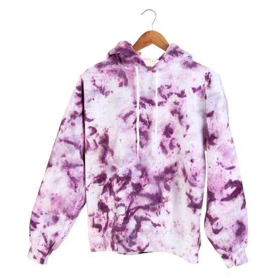 Adult Dyed Hoodie Small