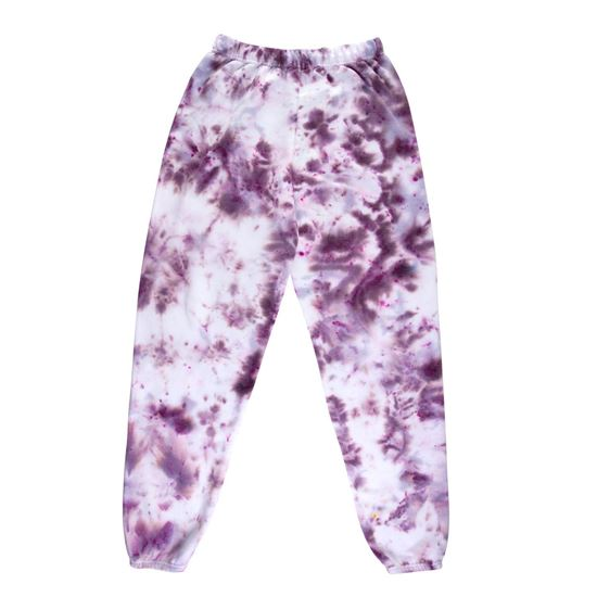 Adult Dyed Sweatpants Medium