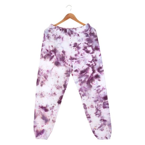 Adult Dyed Sweatpants Small