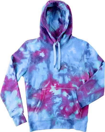 One-Step Tie-Dye Kit Celestial swirl hoodie