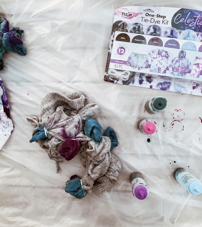 Let dye set